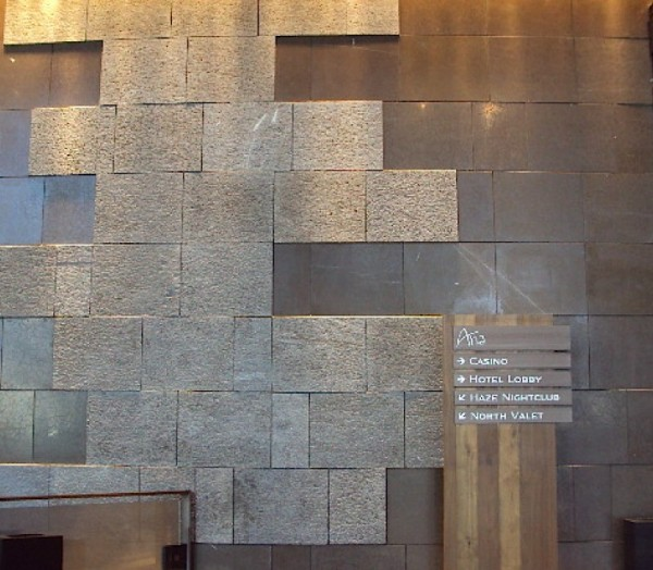 ARIA Las Vegas Turtle Shell Limestone - HDG Building Materials