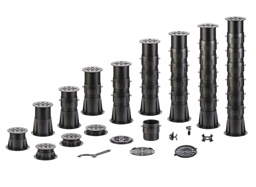 Buzon Pedestals PB Series - HDG Building Materials