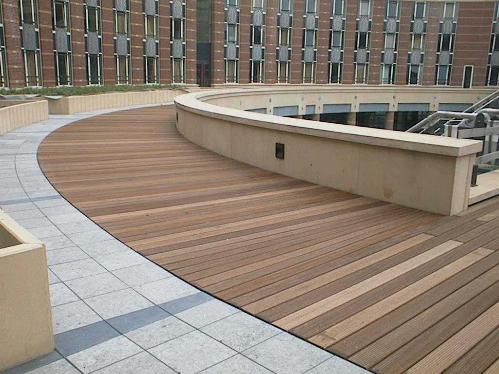 Buzon screwjack pedestals hdg building materials for Deck building materials