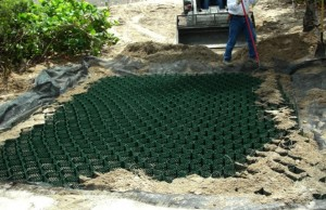 Cell-Tek LSG Series Subgrade Confinement System - unfilled - HDG Building Materials