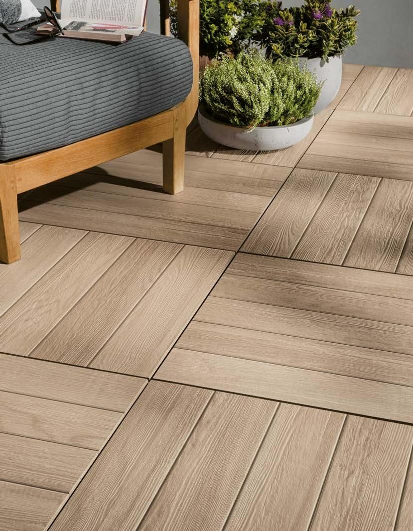 Hdg legno wood finish pavers arctica 01 hdg arctica 01 porcelain tile decking 1 baanklon Images
