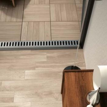 HDG Arctica Porcelain Tile - Decking Flooring