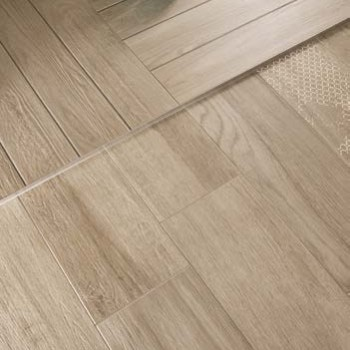 HDG Arctica-01 Porcelain Tile - Decking Textured Flooring