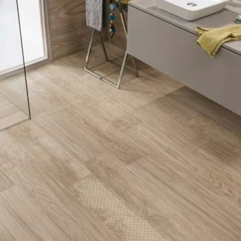 HDG Arctica Porcelain Tile - Textured Flooring