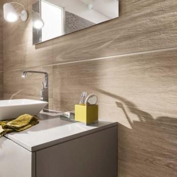 HDG Arctica-01 Porcelain Tile - Wall 2