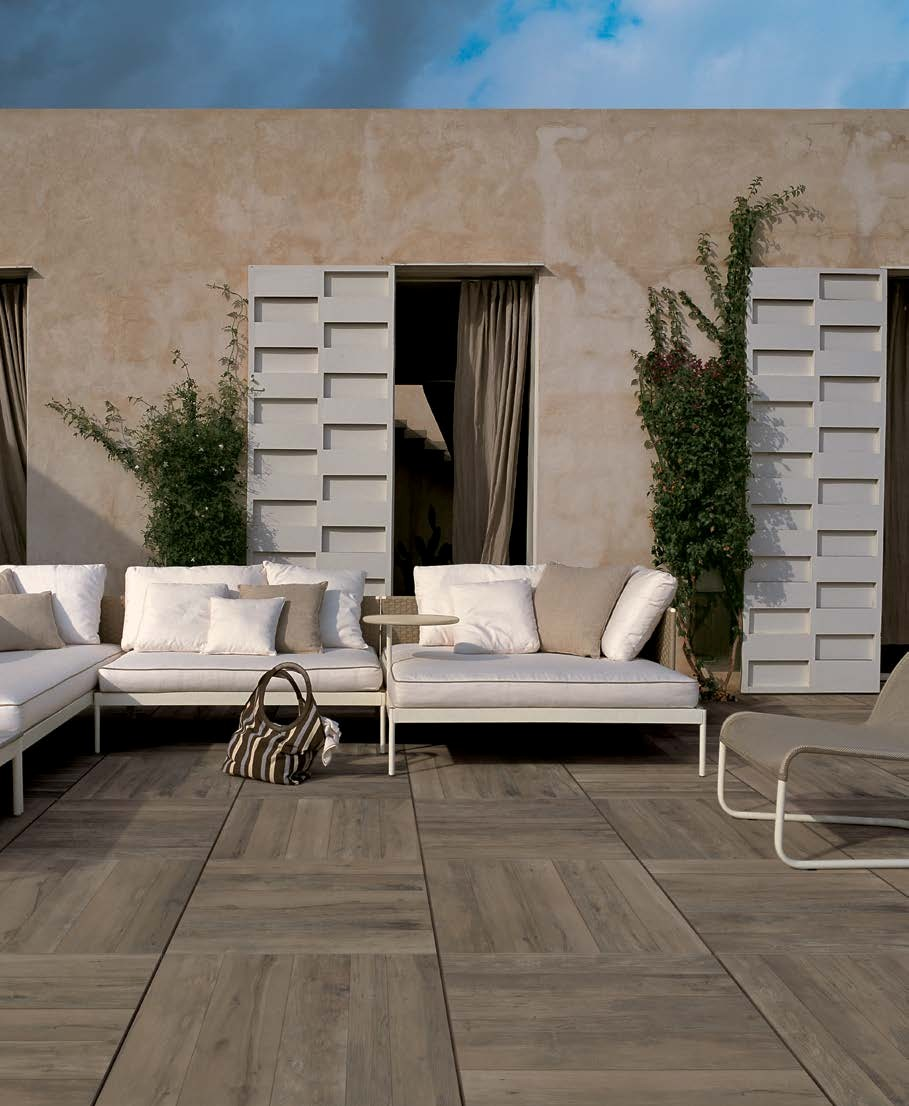Hdg legno wood finish pavers dado hdg building materials dado nut doga 60x60 outdoor scene dailygadgetfo Images