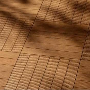 HDG Garapa Rovere 3464 Ceramic Tile Deck - HDG Building Materials