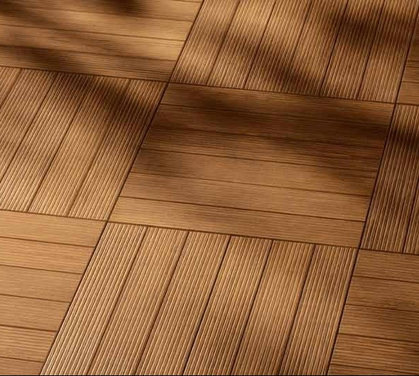 HDG Garapa Rovere 3464 Ceramic Tile Deck - HDG Building Materials