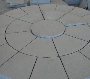 Sesame White Granite - HDG Building Materials