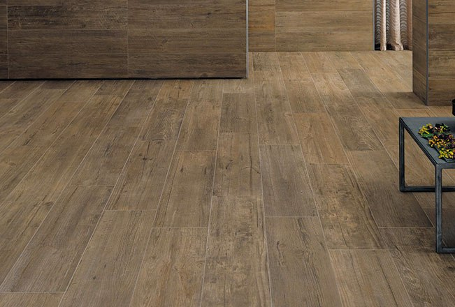 HDG Legno WoodFinish Pavers Vintage Chestnut HDG Building Materials - Carrelage i legni