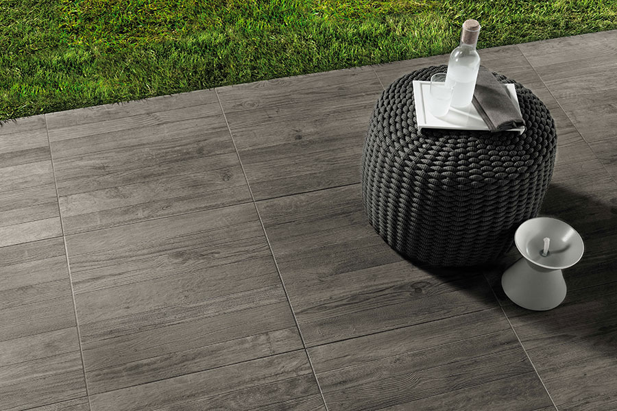 HDG Legno Wood Finish Pavers Vintage Grey