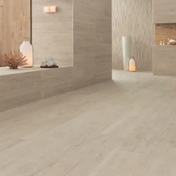 Vintage Pine Porcelain Pavers for Flooring and Wall Application