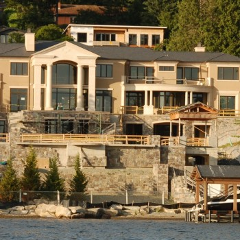Mercer Island Mansion 1 - HDG Building Materials
