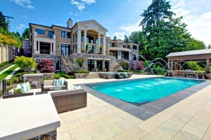 Mercer Island Mansion 2 - HDG Building Materials