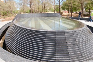 Myriad Botanical Gardens - Granite - HDG Building Materials