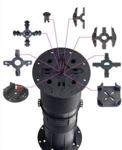 PB Series options - Buzon Pedestals - HDG Building Materials