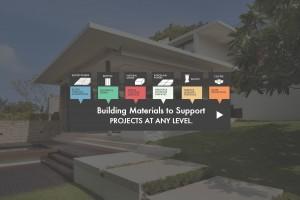 HDG Building Materials tour