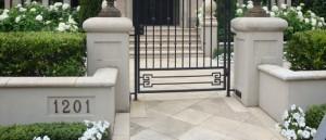 Pepper Tan Granite Private Residence 1 - HDG Building Materials