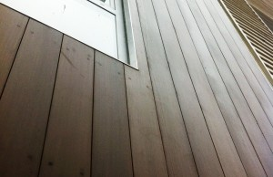 Resysta Rice Hull Composite - Brooklyn - Rainscreen Siding Cladding - HDG Building Materials