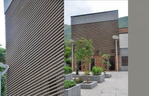 Resysta Rice Hull Composite Cladding - HDG Building Materials