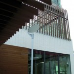 Tru-Grain made with Resista - Tung Chung Park Hong Kong - Cladding and Rainscreen - HDG Building Materials