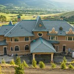 Belle Fiore Winery Blue Slate Roof - HDG Building Materials