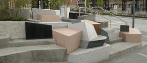 Kirkland Transit Center - Kirkland WA - Granite - HDG Building Materials
