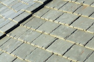 Belle Fiore Winery Blue Slate Roof Tiles - HDG Building Materials