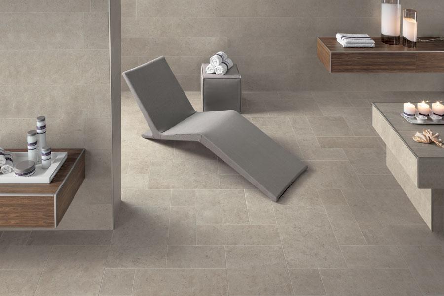 HDG Cedrone Beige Tan Porcelain Paver - HDG Building Materials