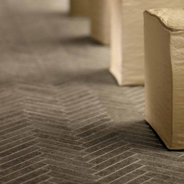 HDG Cesselato Fauna Porcelain Tile - Moran Striato - HDG Building Materials