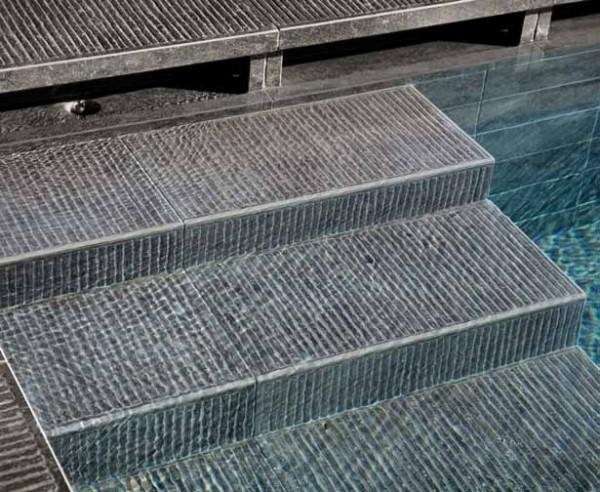 HDG Perlino Grey Limestone Stairs - Natural Stone