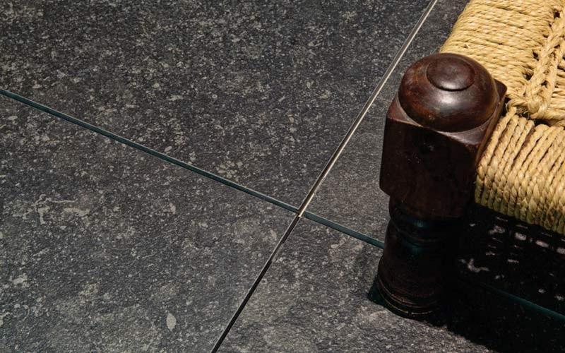 HDG Charcoal Porcelain Paver - 6043 Donker Tile - HDG Building Materials