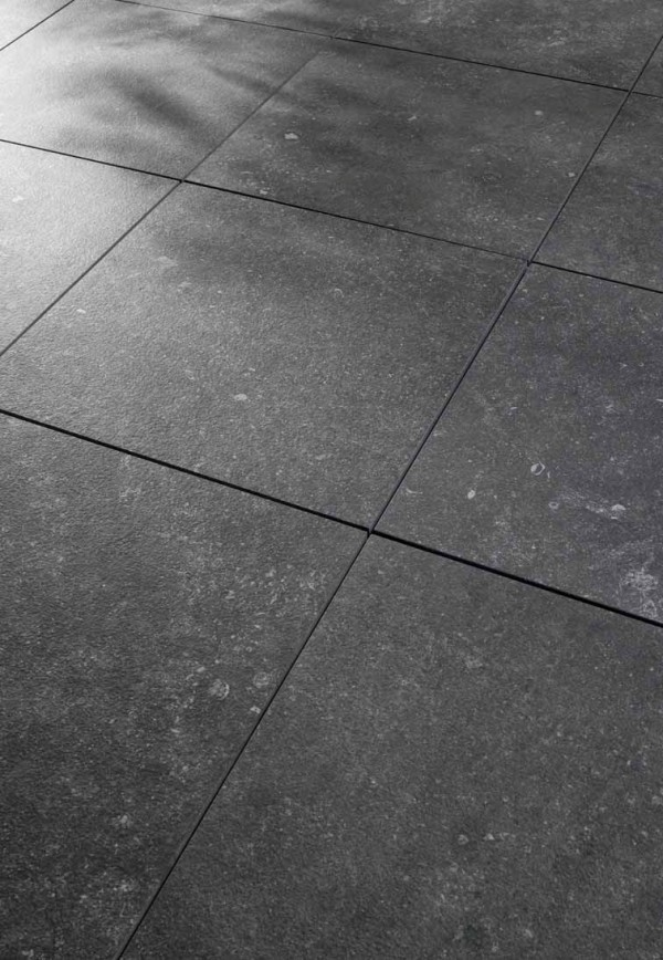 HDG Charcoal Porcelain Paver - 6043 Donker Tile - HDG Building Materials
