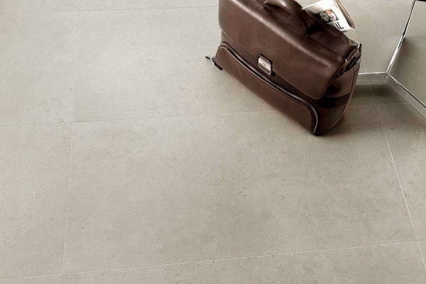 HDG Fondali Porcelain Paver - Honed Limestone Look - HDG Building Materials