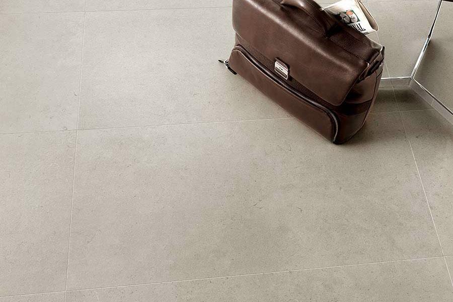 HDG Fondali Porcelain Paver - Honed Limestone Look - HDG Building Materials