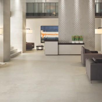 HDG Fondali Porcelain Tile in Hospitality Design Application - HDG Building Materials
