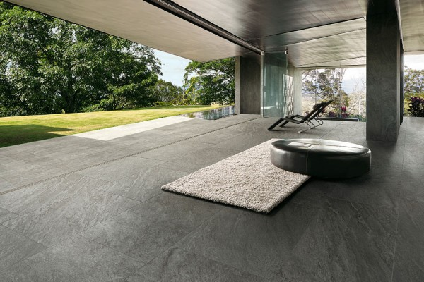 HDG Geyser Porcelain Tile - Brave Grey - HDG Building Materials