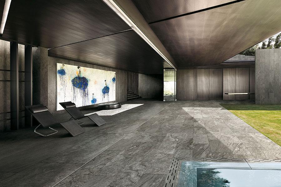 HDG Geyser Porcelain Tile - Brave Grey - HDG Building Materials