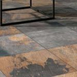 HDG Jamba Grey Porcelain Course Slate Stone Finish Paver - HDG Building Materials