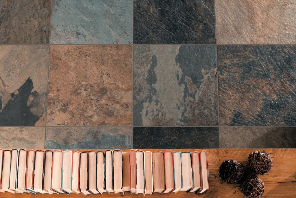 Tile And Stone >> HDG Pietra Stone-Finish Pavers – Jamba Slate - HDG