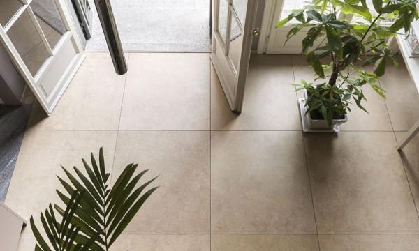 HDG Limestone Latte Porcelain Paver - Tribeca Watts Porcelain Tile - HDG Building Materials