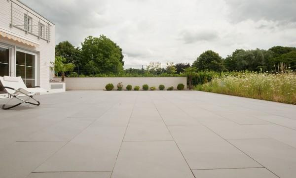 HDG Pavero Grey - Lagos Grey Porcelain Tile - HDG Building Materials