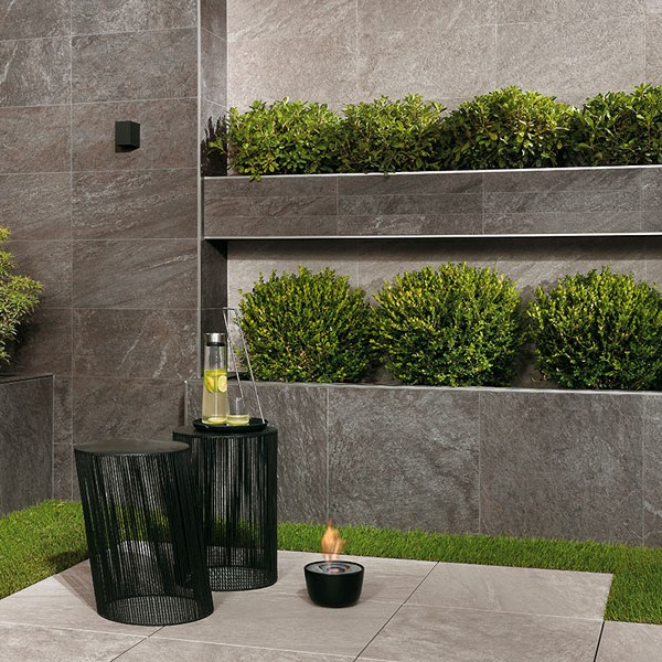 HDG Rosario Porcelain Tile Patio - HDG Building Materials