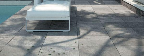 HDG Sierra Graphite Porcelain Decking Tile - HDG Building Materials