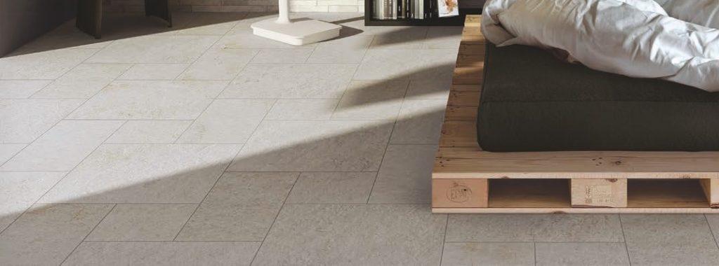 HDG Sierra Wind Pietra Stone Look Quartzite Porcelain Tile - HDG Building Materials