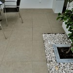 HDG Sinclara Porcelain Tile - Seastone Sand - Porcelain Paver - HDG Building Materials