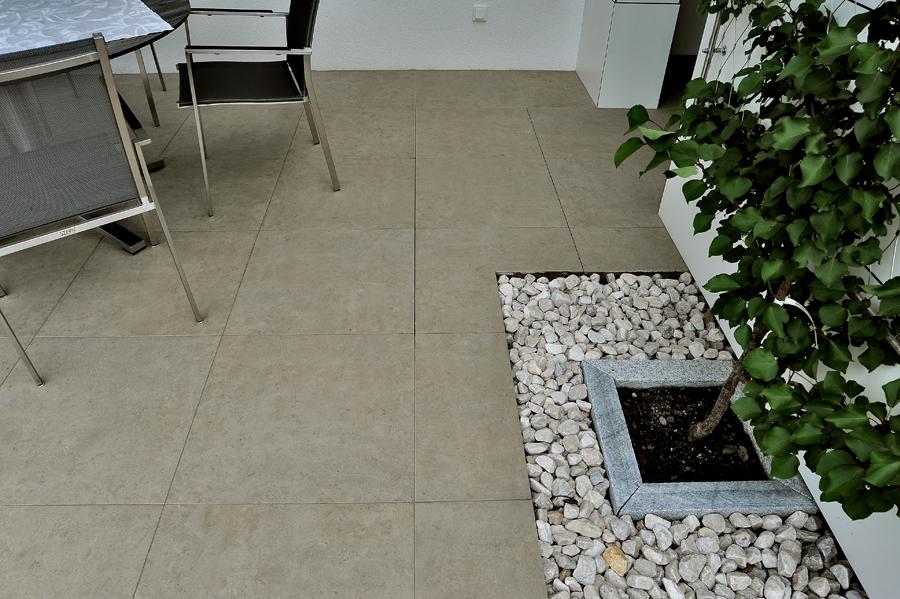 HDG Sinclara Porcelain Tile - Seastone Sand - Porcelain Paver - HDG Building Materials