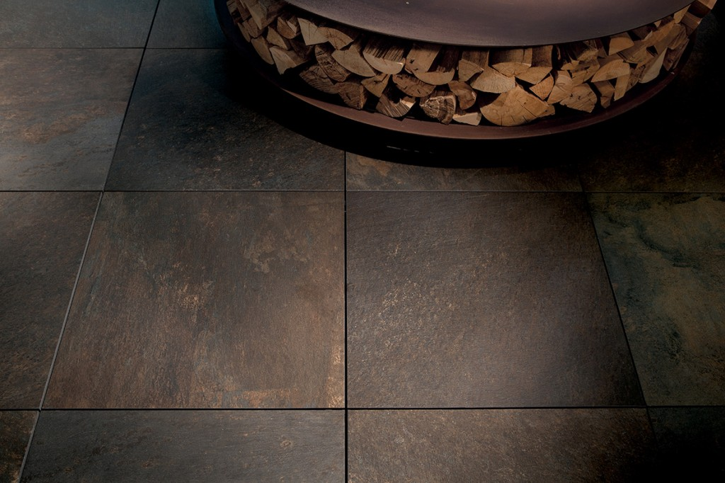 HDG Umbro Porcelain Paver - Multicolor Tile - HDG Building Materials