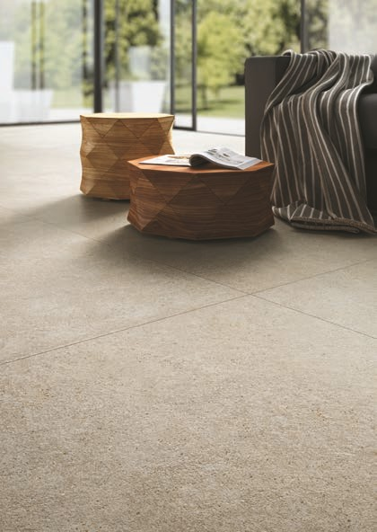 HDG Urban Way Stone Finish Outdoor Porcelain Paver 60x60 cm