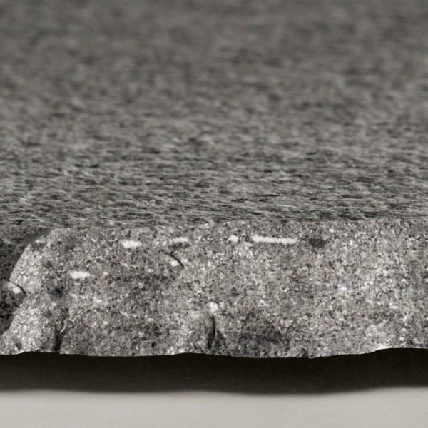 HDG Grigio Basalt Flamed Porcelain Paver - HDG Building Materials